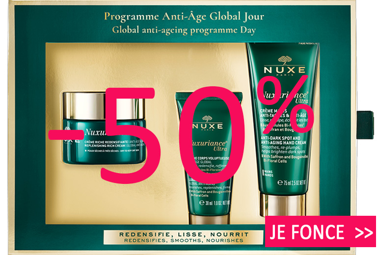 nuxe nuxuriance anti age jour