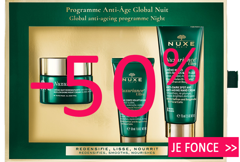 nuxe nuxuriance anti age nuit