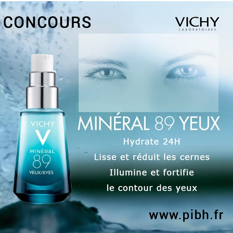 concours vichy mineral 89
