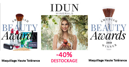 destockage idun 2018