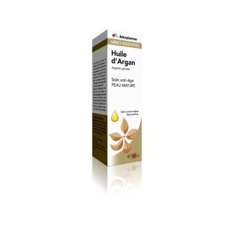 Achetez ARKO ESSENTIEL Huile végétale d'Argan Spray de 30ml