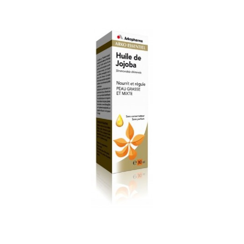 Achetez ARKO ESSENTIEL Huile végétale Jojoba Spray de 30ml