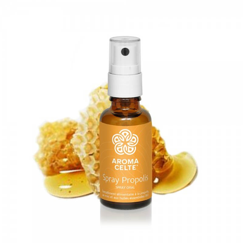 Achetez AROMA CELTE PROPOLIS Spray oral Flacon de 30ml