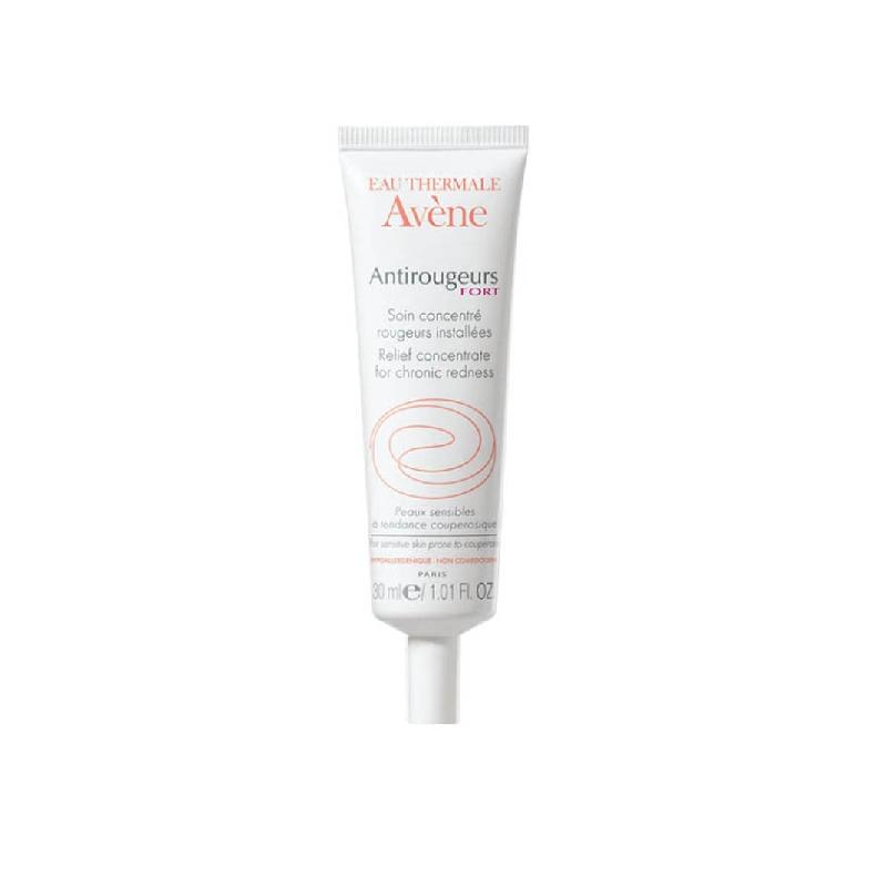 Achetez AVENE ANTI ROUGEURS FORT Crème soin concentré Tube de 30ml