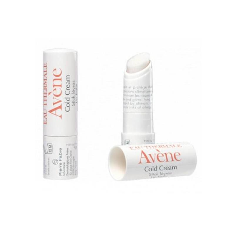 Achetez AVENE COLD CREAM Stick lèvres nourrissant 2 Tube de 4g
