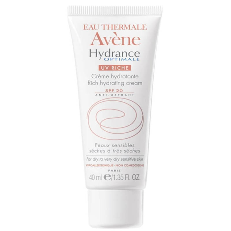 Achetez AVENE HYDRANCE RICHE Crème hydratante Tube de 40ml