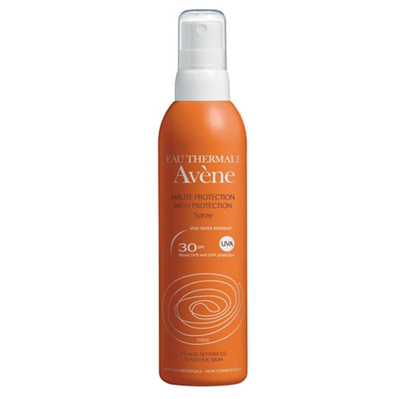 Achetez AVENE SOLAIRE SPF30 Spray haute protection flacon 200 ml