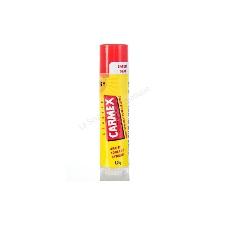 Achetez CARMEX Baume lèvres original Stick de 4,25g
