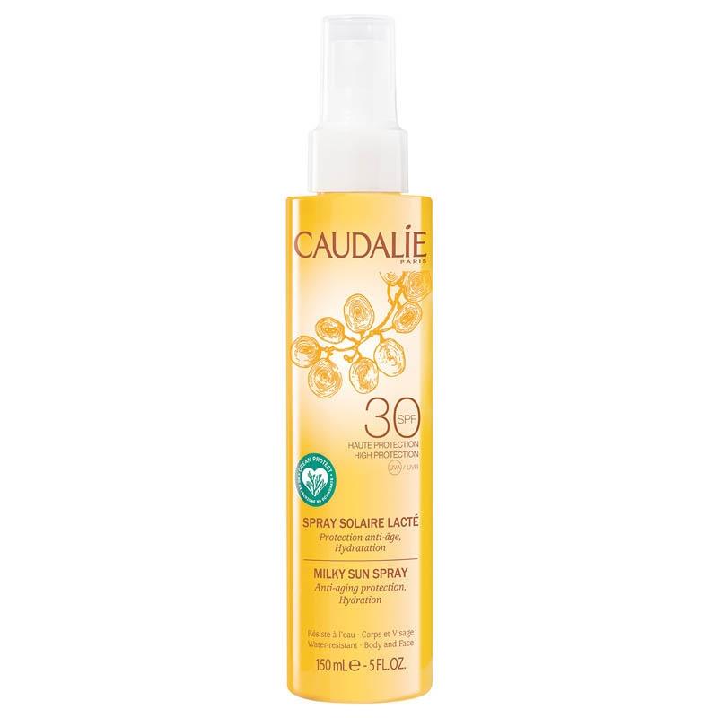 Achetez CAUDALIE SOLAIRE SPF30 Spray solaire lacté Flacon de 150ml