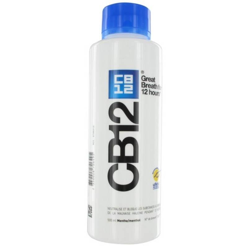 Achetez CB 12 Bain bouche flacon 500 ml