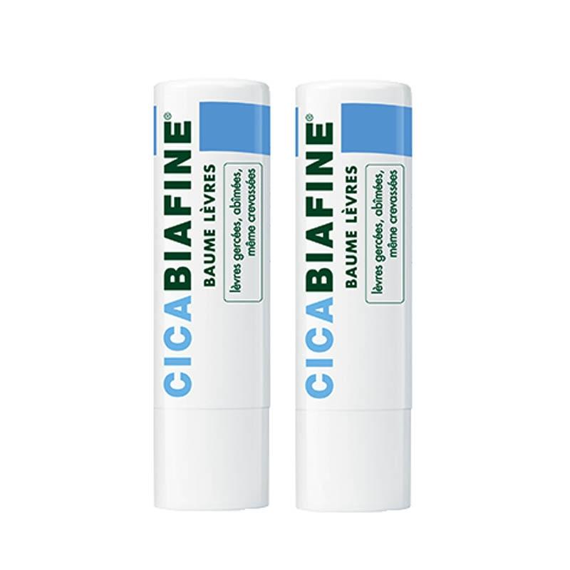 Achetez CICABIAFINE Baume lèvres 2 Sticks de 4,9g