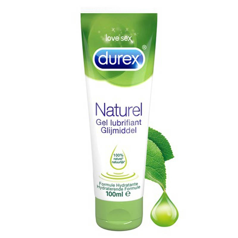 DUREX PLAY Gel naturel Flacon de 100ml