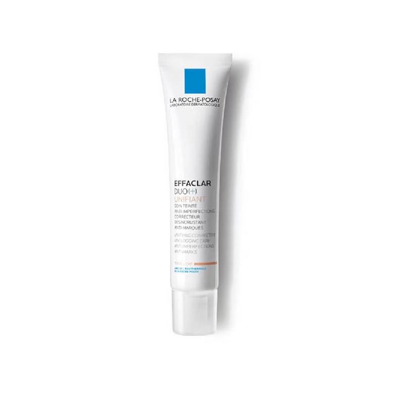Achetez EFFACLAR DUO + UNIFIANT Crème light Tube de 40ml