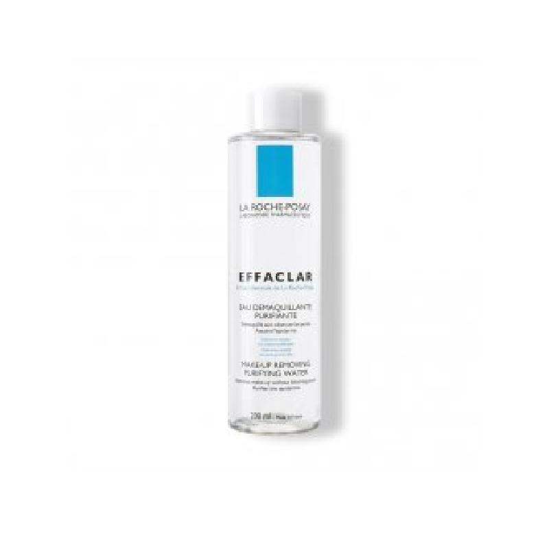 Achetez EFFACLAR LA ROCHE POSAY Eau micellaire ultra purifiante flacon 200 ml