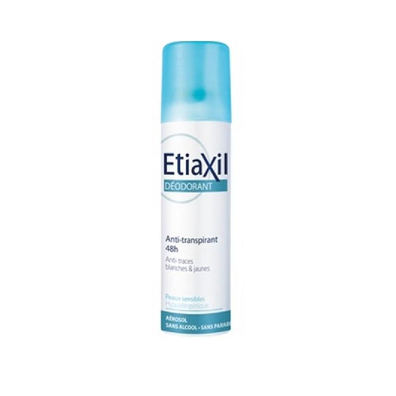 Achetez ETIAXIL Déodorant sans aluminium Aérosol de 150ml