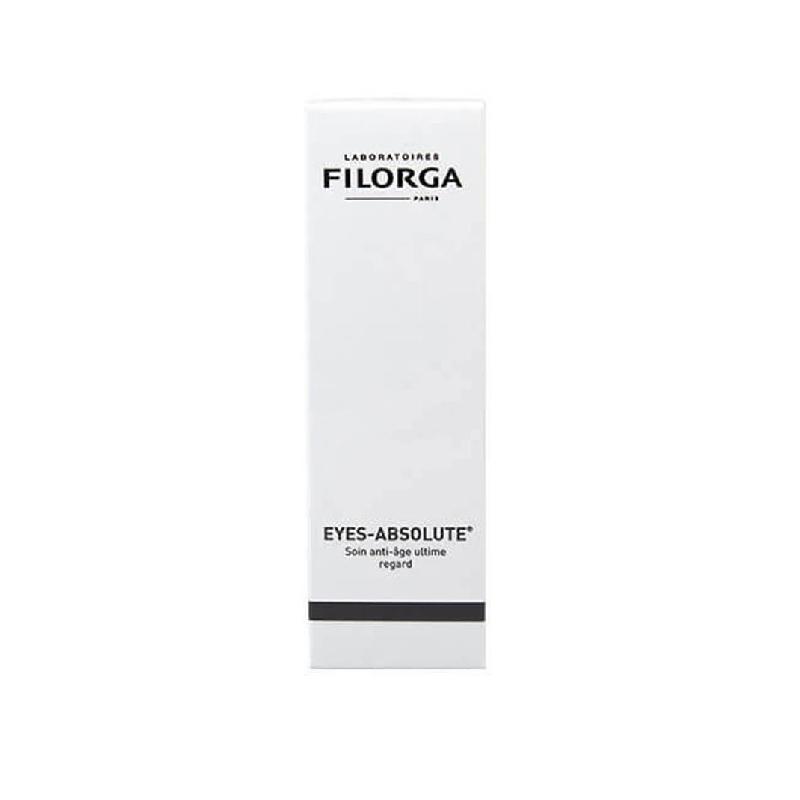 Achetez FILORGA EYES ABSOLUTE Fluide effet froid Tube Application de 15ml