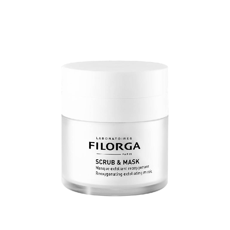FILORGA SCRUB & MASK Masque exfoliant réoxygénant Pot Airless de 55ml