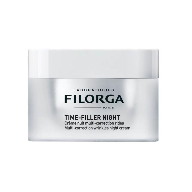 Achetez FILORGA TIME-FILLER NIGHT Crème Pot de 50ml