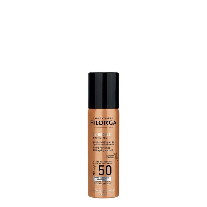 Achetez FILORGA UV-BRONZE SPF50 Brume solaire anti-âge Spray de 60ml