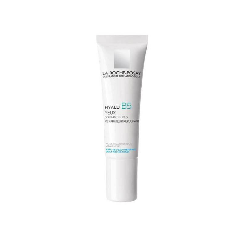 Achetez HYALU B5 YEUX LA ROCHE POSAY Crème soin anti-rides à l'Acide Hyaluronique Tube de 15ml