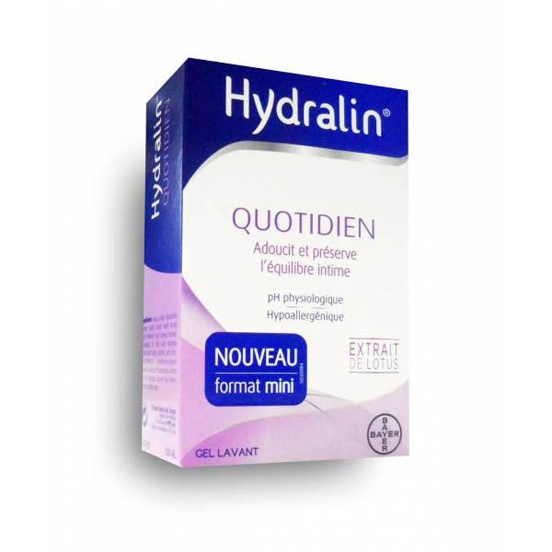 Achetez HYDRALIN QUOTIDIEN Gel lavant usage intime Flacon de 100ml