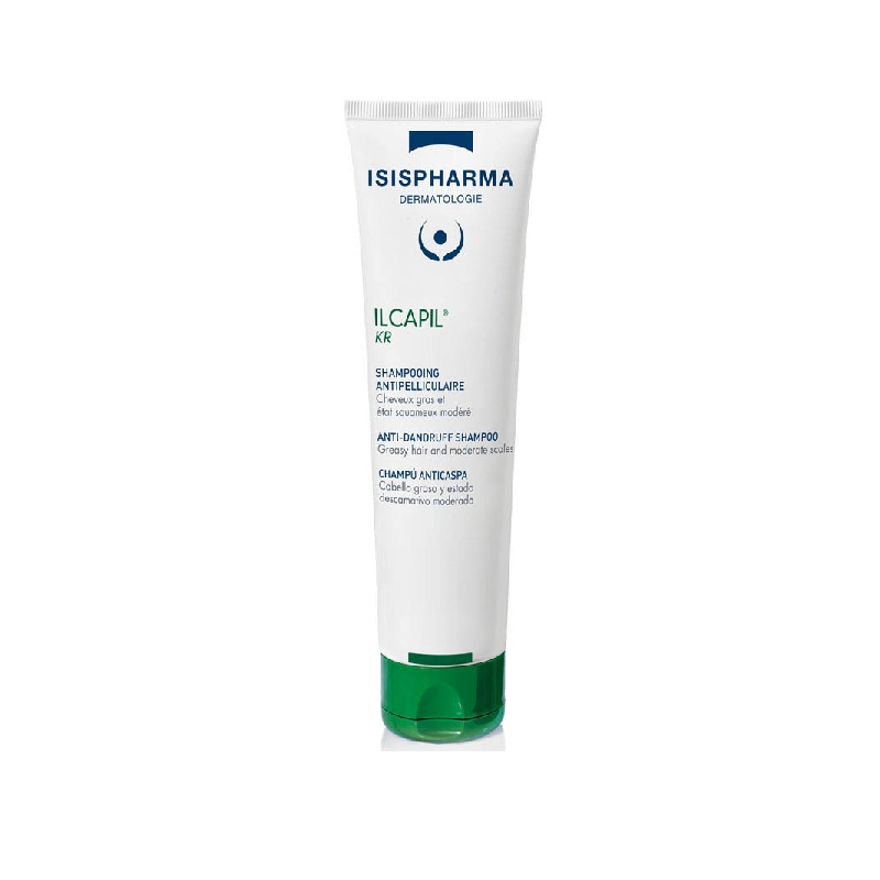 Achetez ILCAPIL KR Shampooing antipelliculaire Tube de 150ml