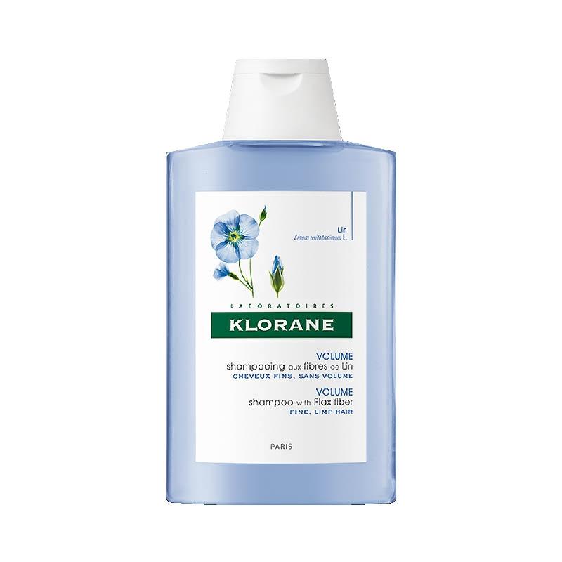 Achetez KLORANE CAPILLAIRE Shampooing Fibres de Lin flacon 400 ml