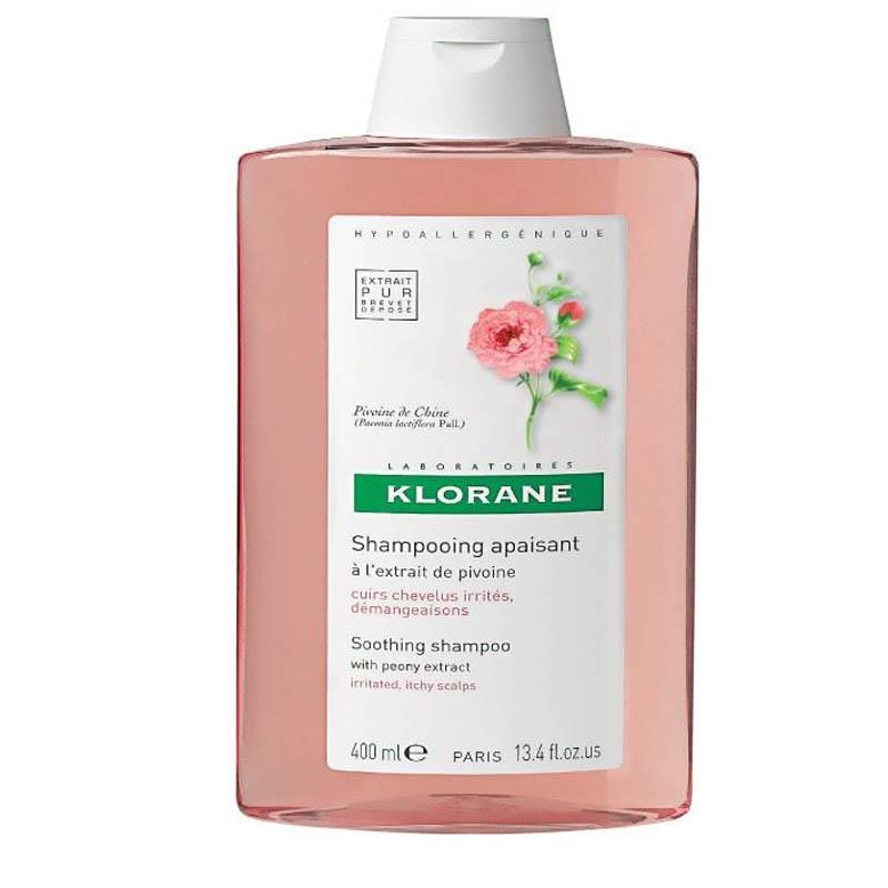 Achetez KLORANE CAPILLAIRE Shampooing Pivoine apaisant flacon 400 ml