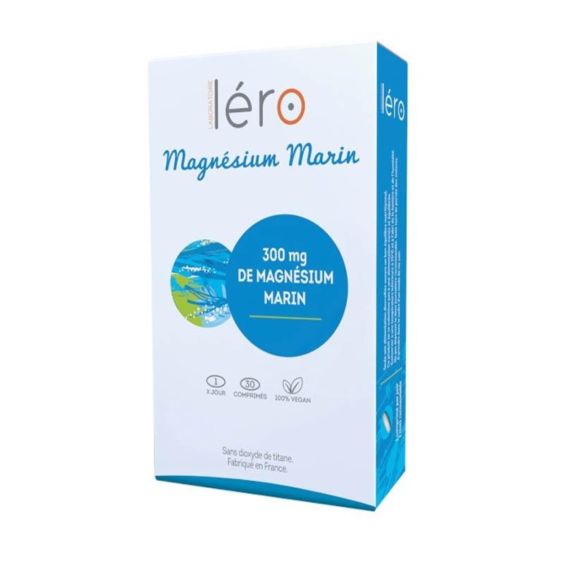 Achetez LERO MAGNESIUM MARIN Comprimé Pilulier de 30