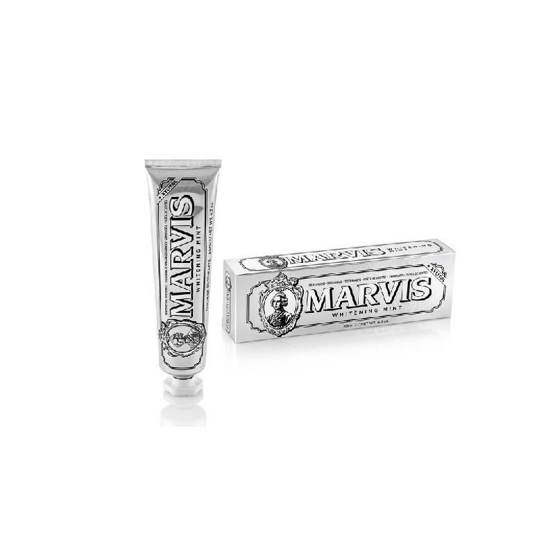 Achetez MARVIS Blanc Pâte dentifrice blanchissant Tube de 85ml