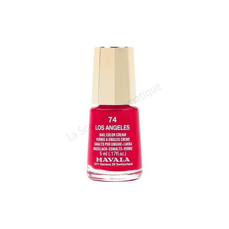 Achetez MAVALA Vernis à ongles los angeles mini Flacon de 5ml