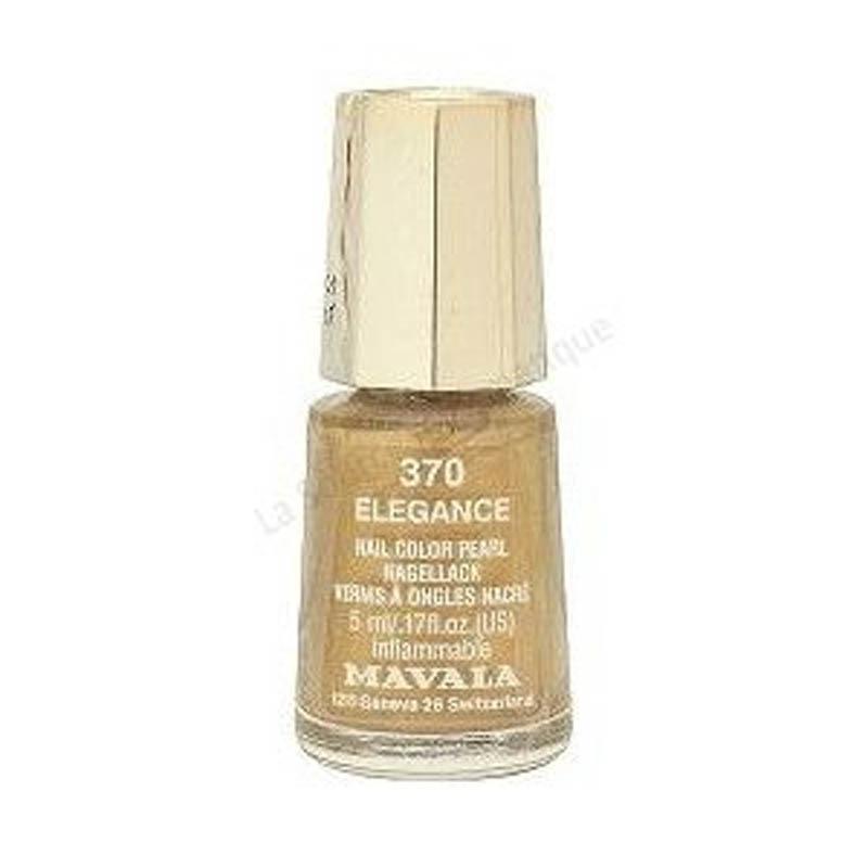 Achetez MAVALA Vernis à ongles elegance mini Flacon de 5ml