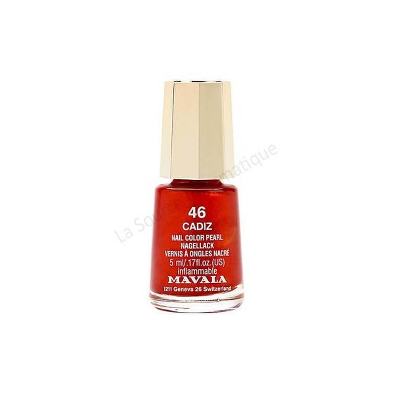 Achetez MAVALA Vernis à ongles cadiz mini Flacon de 5ml