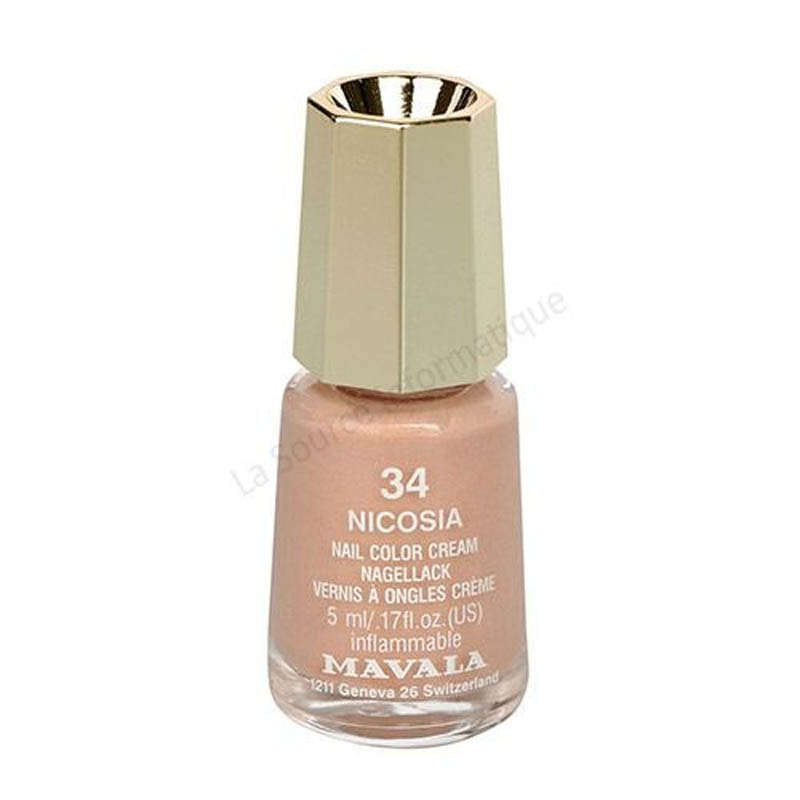 Achetez MAVALA Vernis à ongles nicosia mini Flacon de 5ml