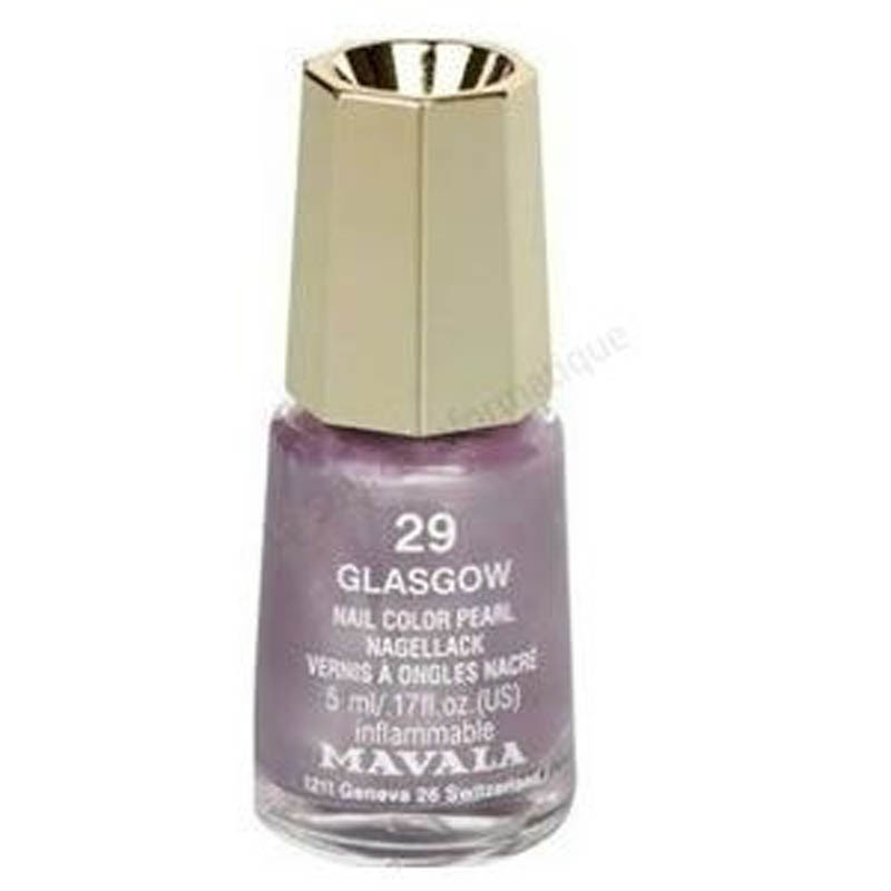Achetez MAVALA Vernis à ongles glasgow mini Flacon de 5ml