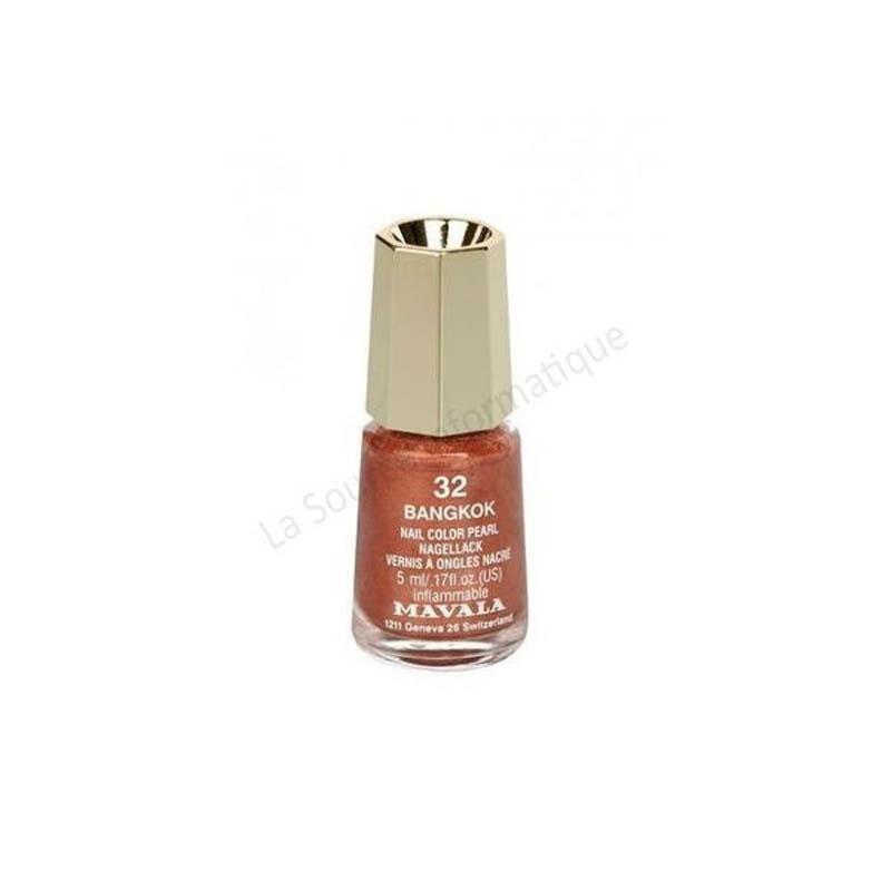 Achetez MAVALA Vernis à ongles bangkok mini Flacon de 5ml