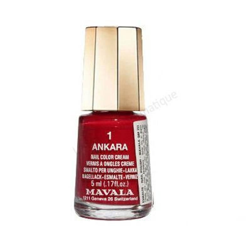 Achetez MAVALA Vernis à ongles ankara mini Flacon de 5ml
