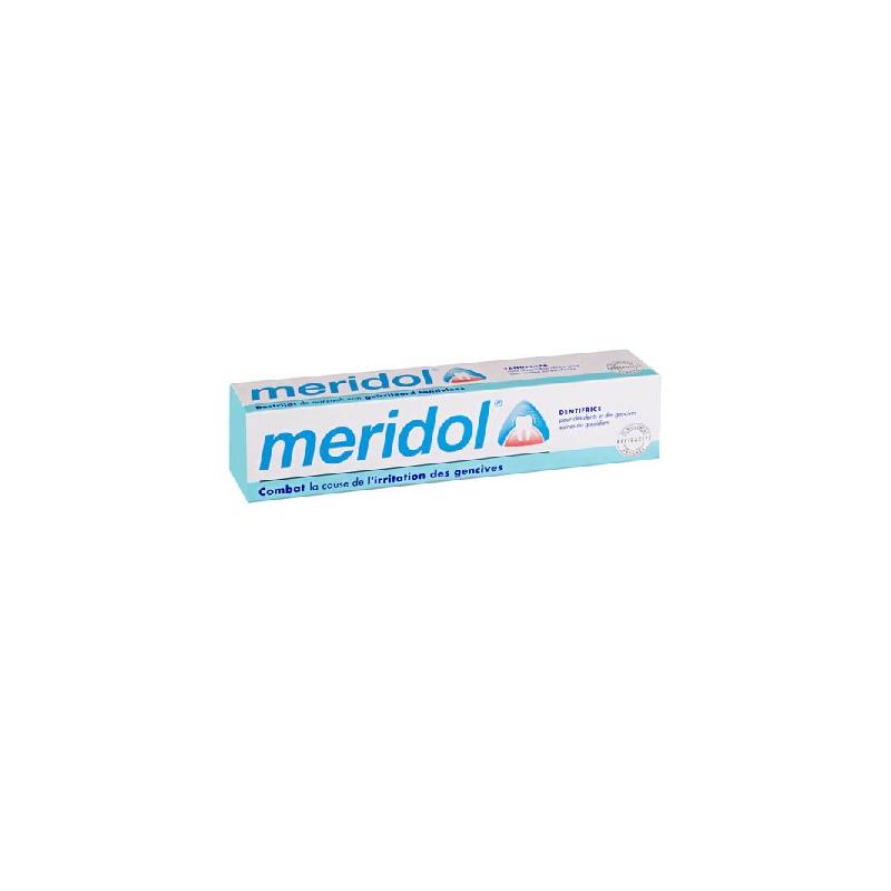 Achetez MERIDOL PROTECTION GENCIVES Pâte dentifrice anti-plaque Tube de 75ml
