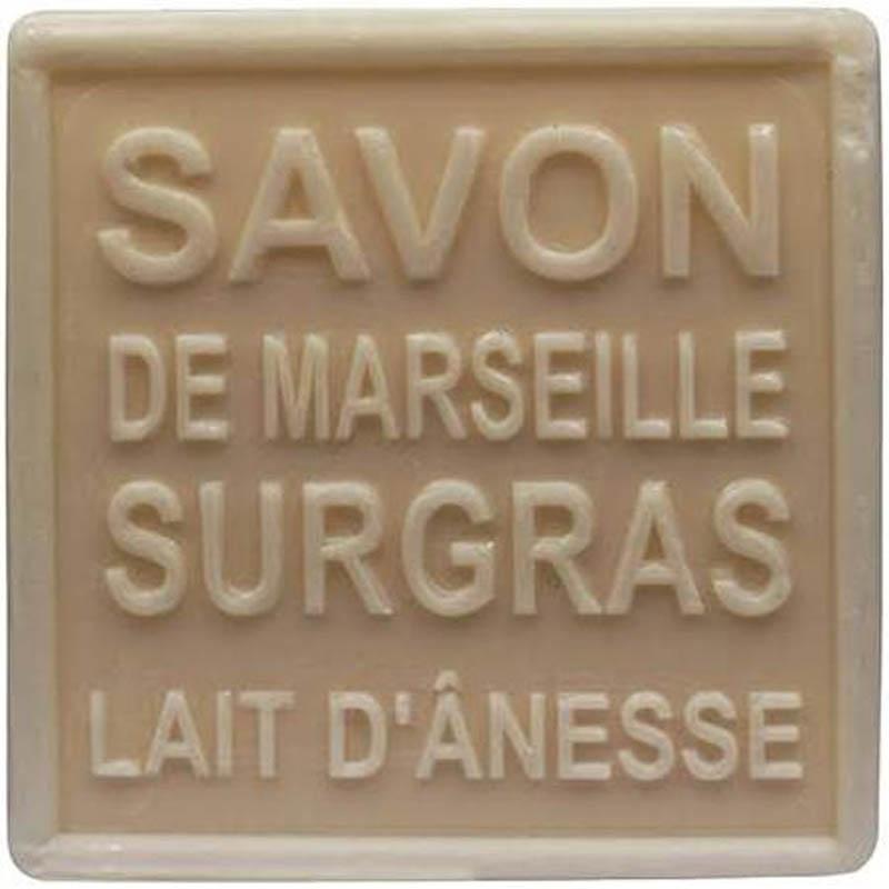 Achetez MKL Savon de marseille lait d'ânesse 100g
