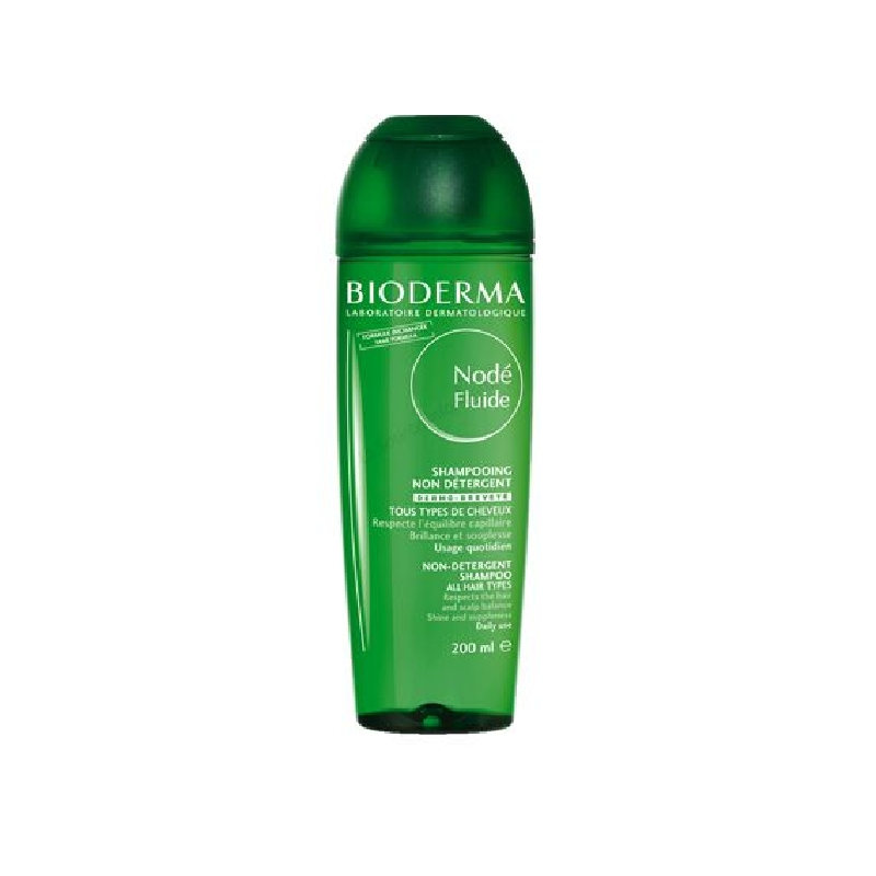 NODE Shampooing fluide usage fréquent flacon 200 ml