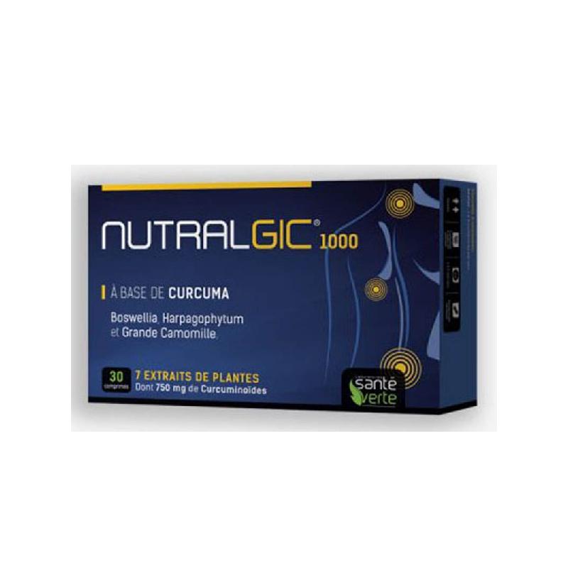 Achetez NUTRALGIC Comprimé inflammations Boîte de 30