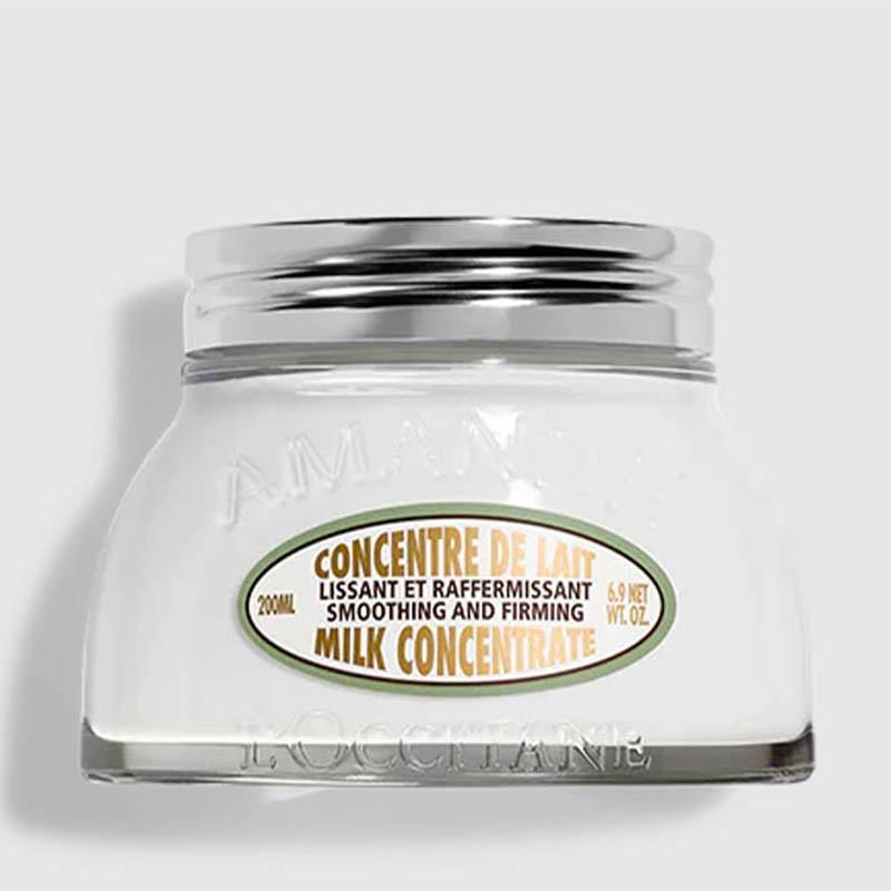 Achetez L'OCCITANE AMANDE Concentré de lait Pot de 200ml