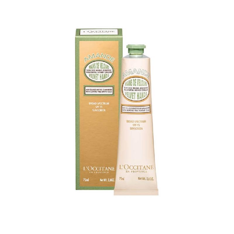 Achetez L'OCCITANE AMANDE Crème MAINS VELOURS Tube de 75ML