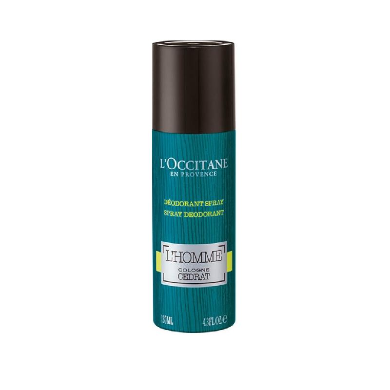 Achetez L'OCCITANE DEO CED 130ML+gel douche Offert Flacon de 75ML