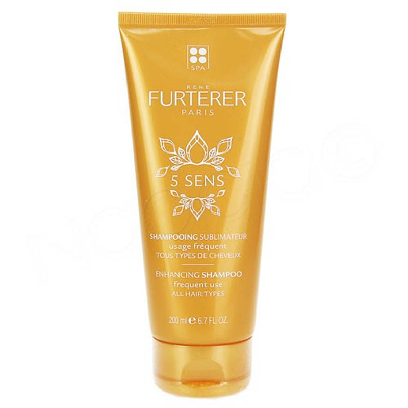 Achetez RENE FURTERER 5 SENS Shampooing sublimateur Tube de 200ml