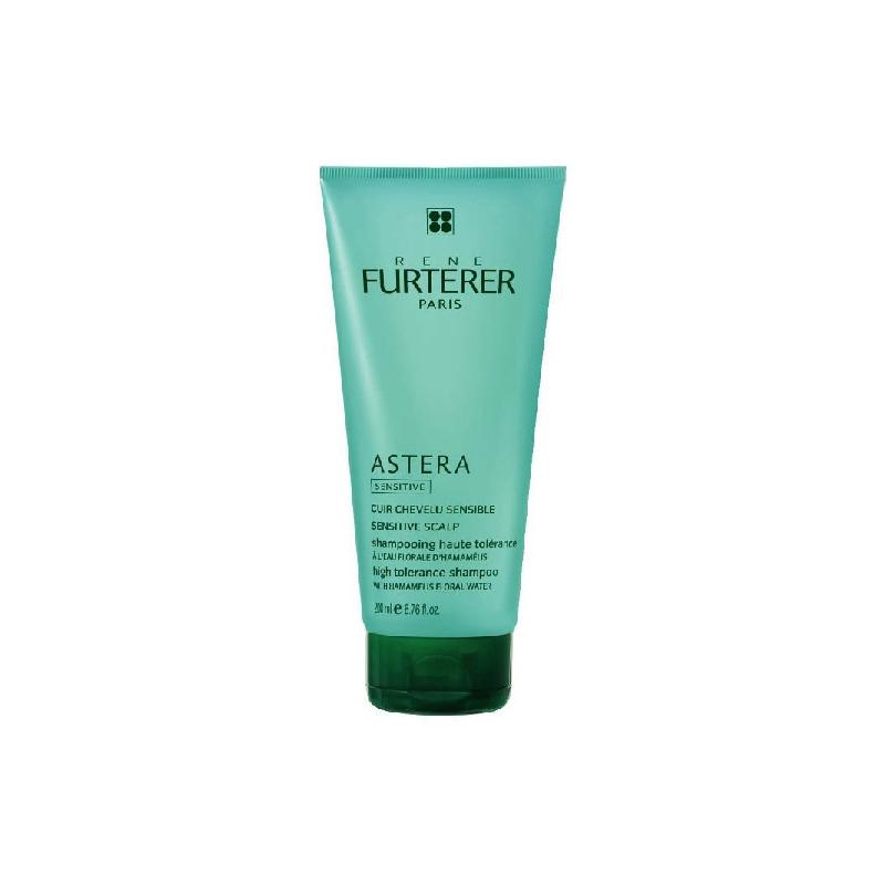 Achetez RENE FURTERER ASTERA SENSITIVE Shampooing haute tolérance Tube de 200ml