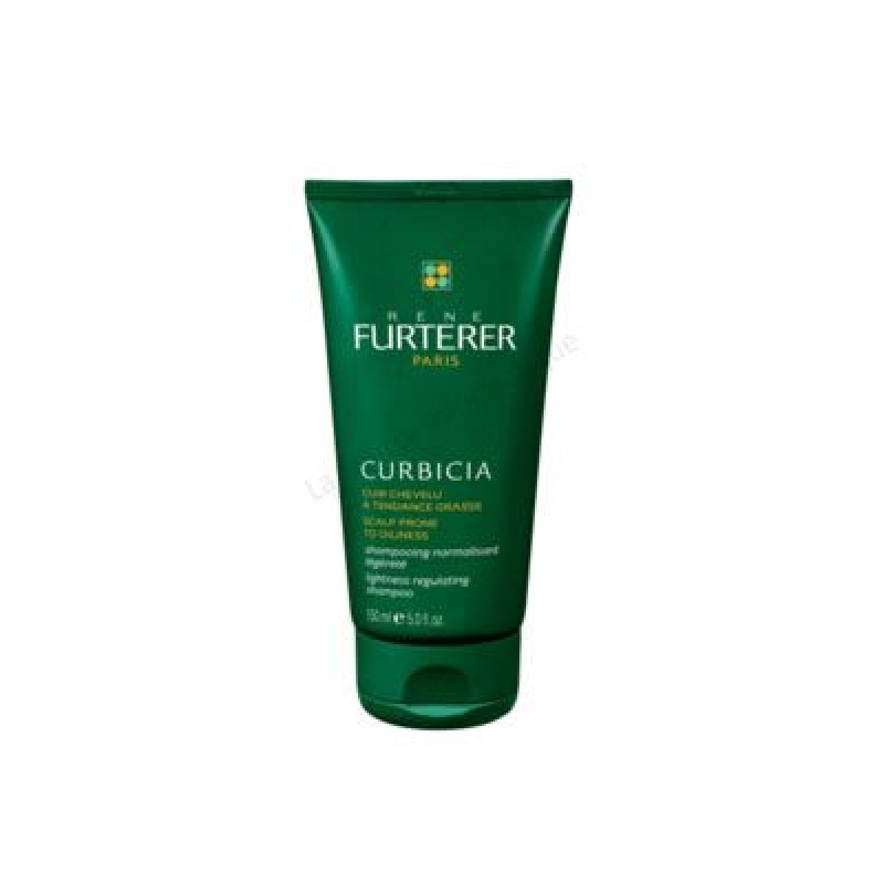 Achetez RENE FURTERER CURBICIA Shampooing normalisant légèreté Tube de 150ml