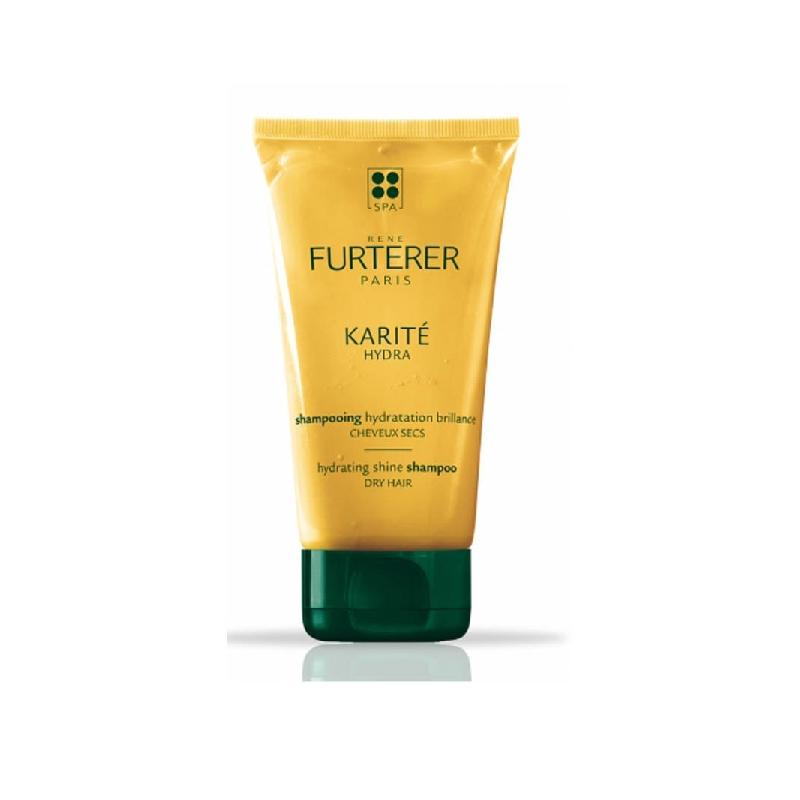 Achetez RENE FURTERER KARITE HYDRA Shampooing hydratation brillance Tube de 150ml