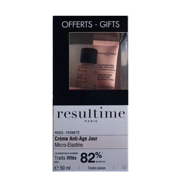 RESULTIME Anti-Âge Kit