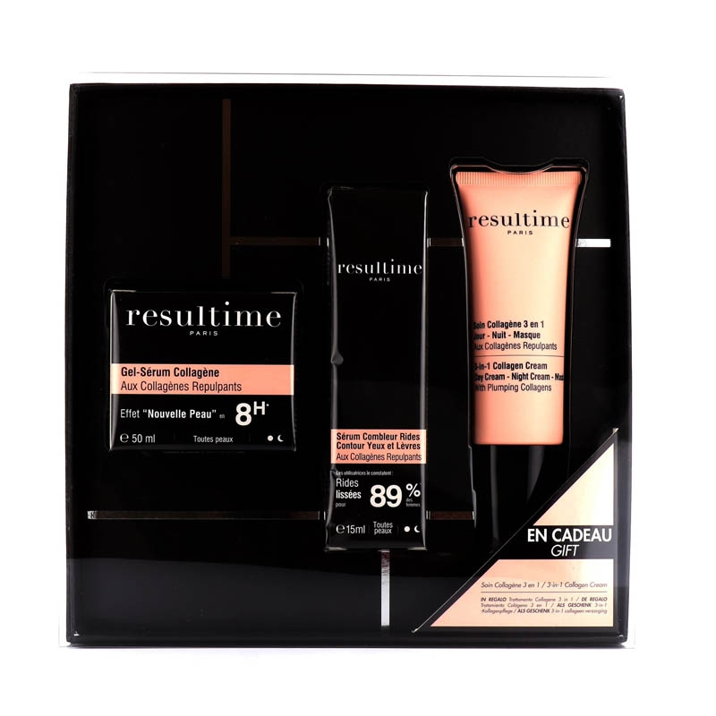 RESULTIME Coffret premium Collagène